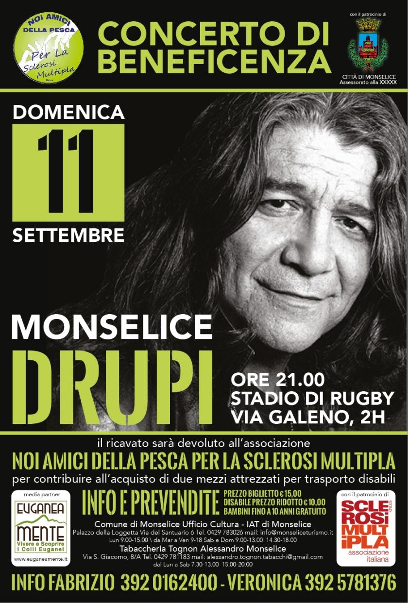 Drupi Locandina 33x48 11 Settembre-01